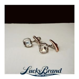 """Lucky Brand"" Earring Jackets"